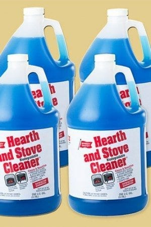 Speedy White Hearth and Stove Cleaner