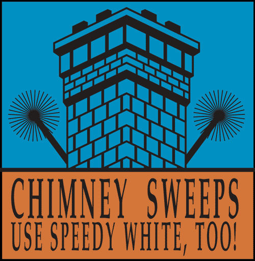 Chimney Sweeps Use Speedy White
